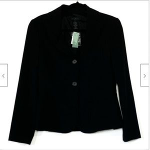 The Limited NWT Button Down Blazer Suit Jacket Sm